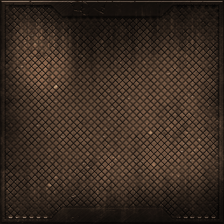 Metal Ceiling Panel 02 by Hoover1979