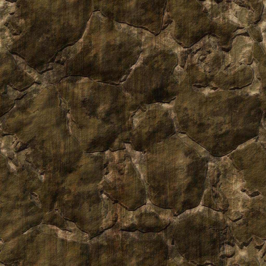 Dirt/Sandstone Floor 01 by Hoover1979