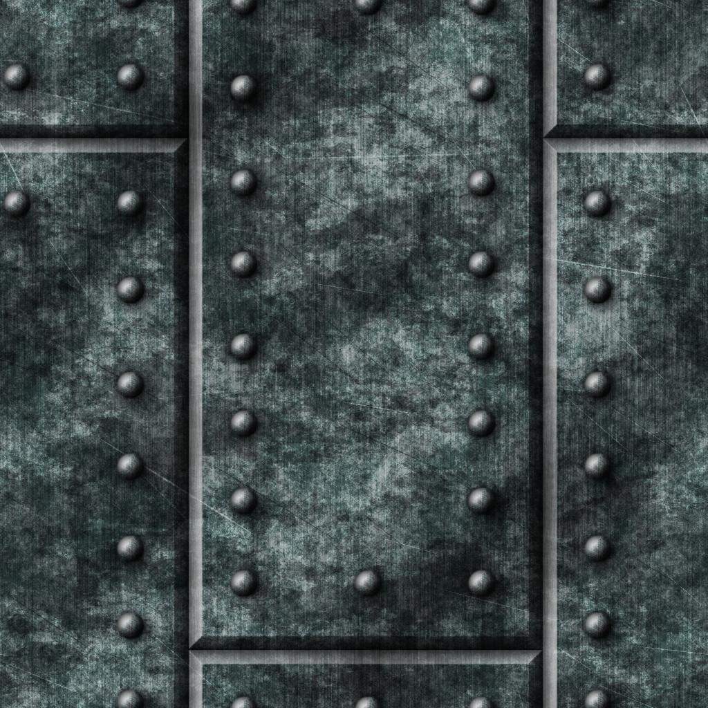 Metal Ceiling 01 by Hoover1979