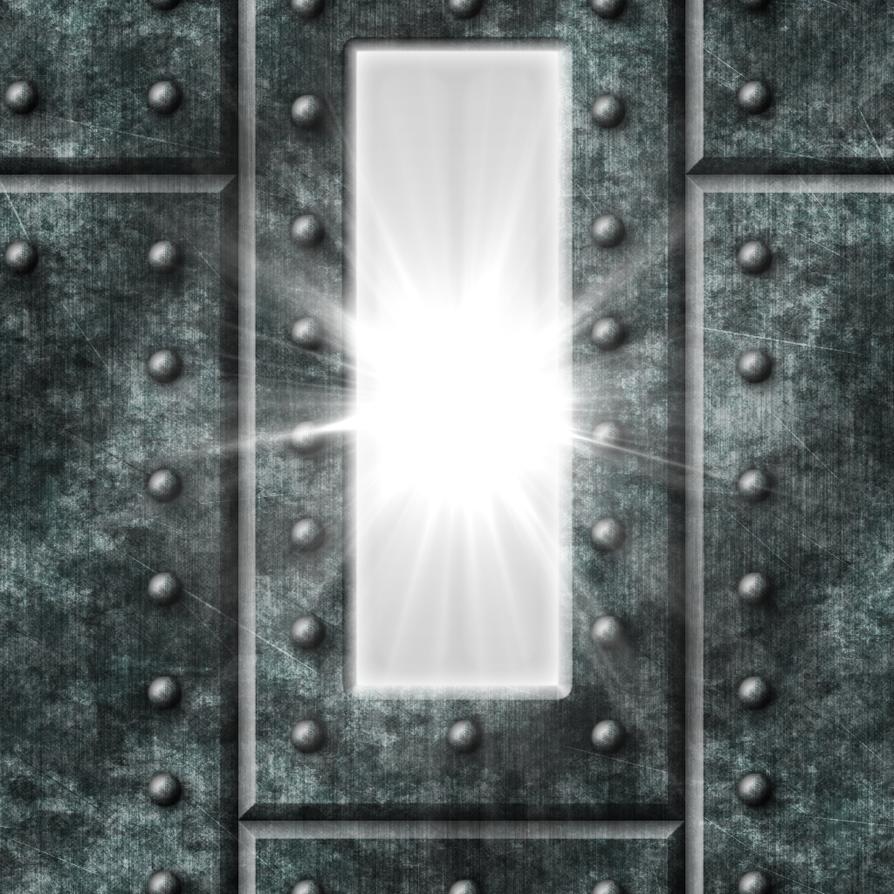 Metal Ceiling 02 by Hoover1979