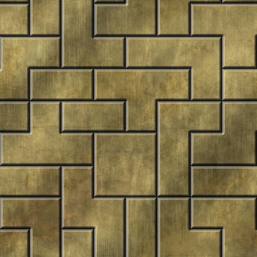 Tetris Tile Floor by Hoover1979