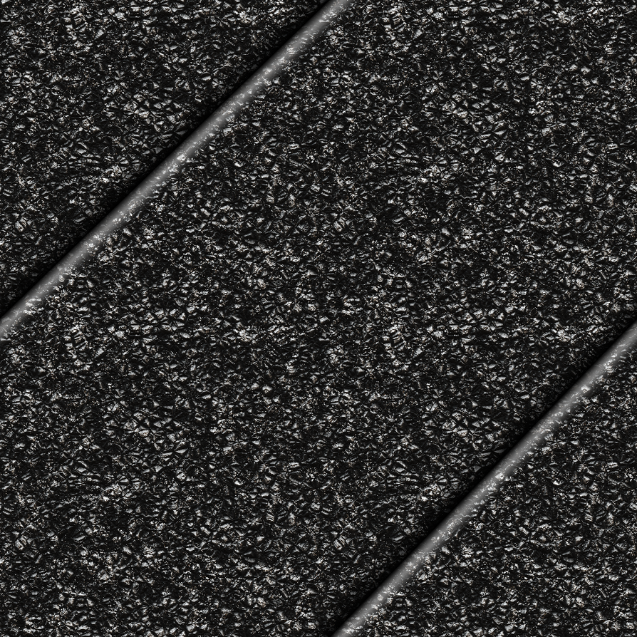 Grey Gravel wall with diagonal bevel by Hoover1979