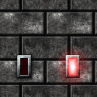 Grey Stone Bricks with Button Switch remake by Hoover1979