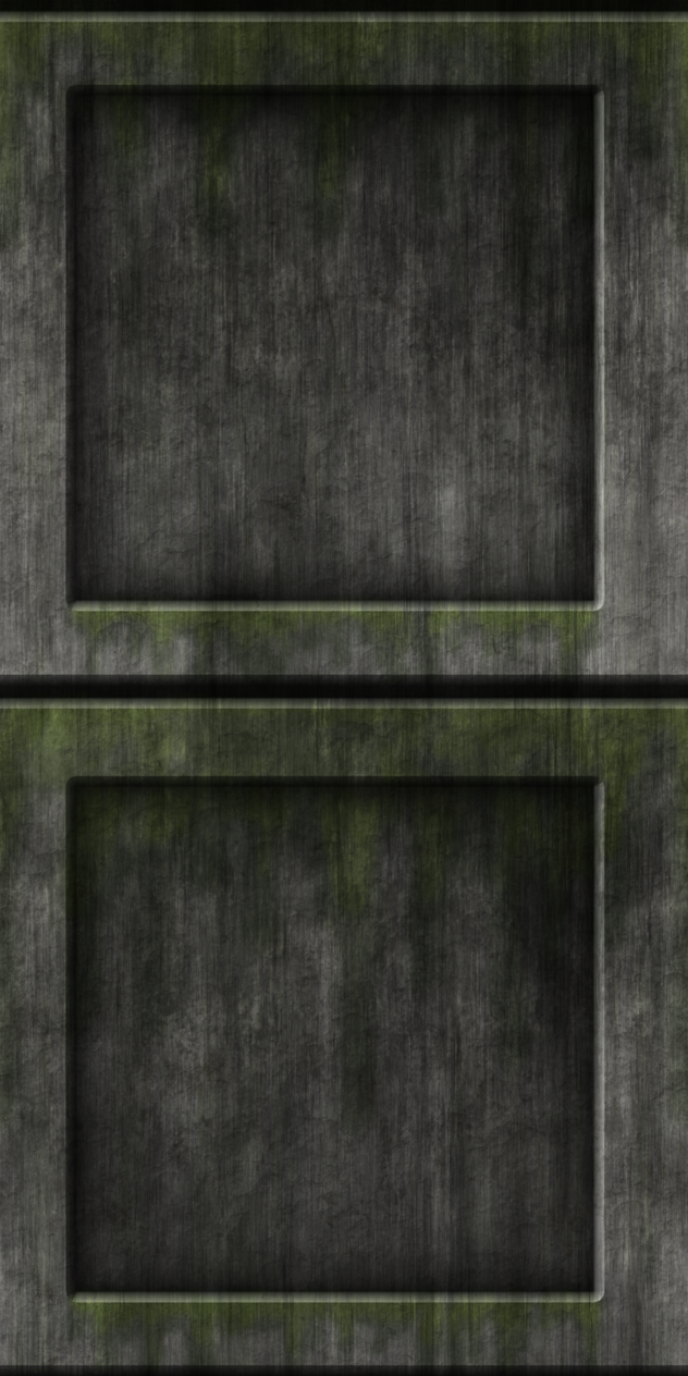 Grey Wall 01 with Slime by Hoover1979