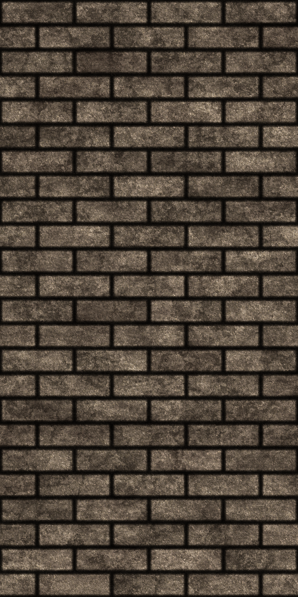Small Brown Bricks 01 by Hoover1979