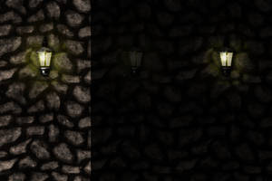 Brightmap test Cobble w/light by Hoover1979