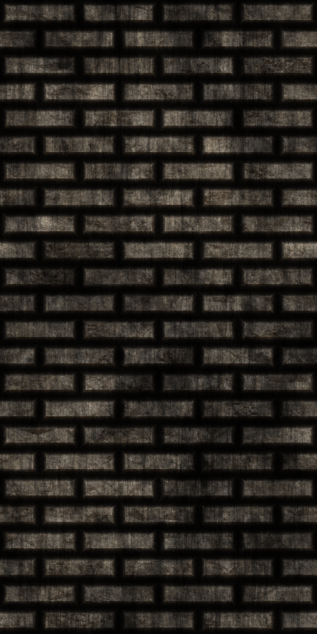 Small Brown Bricks 03 by Hoover1979