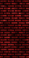 Small Red Bricks 01 by Hoover1979