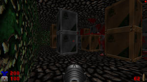 Ingame Test: Plutonia Experiment 02 by Hoover1979