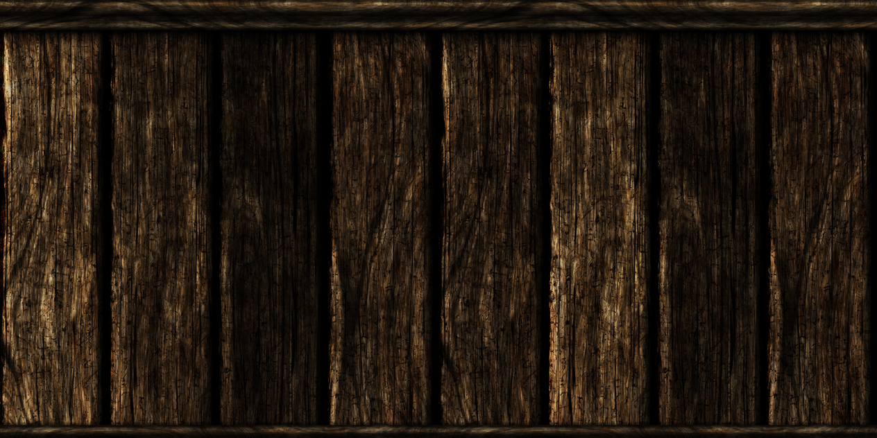 Wooden Wall 01 by Hoover1979