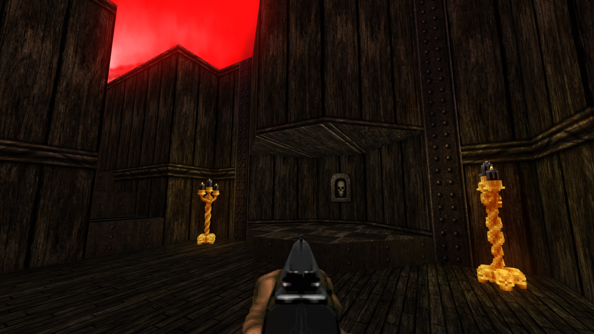 Ingame Screenshot - E3M3 by Hoover1979