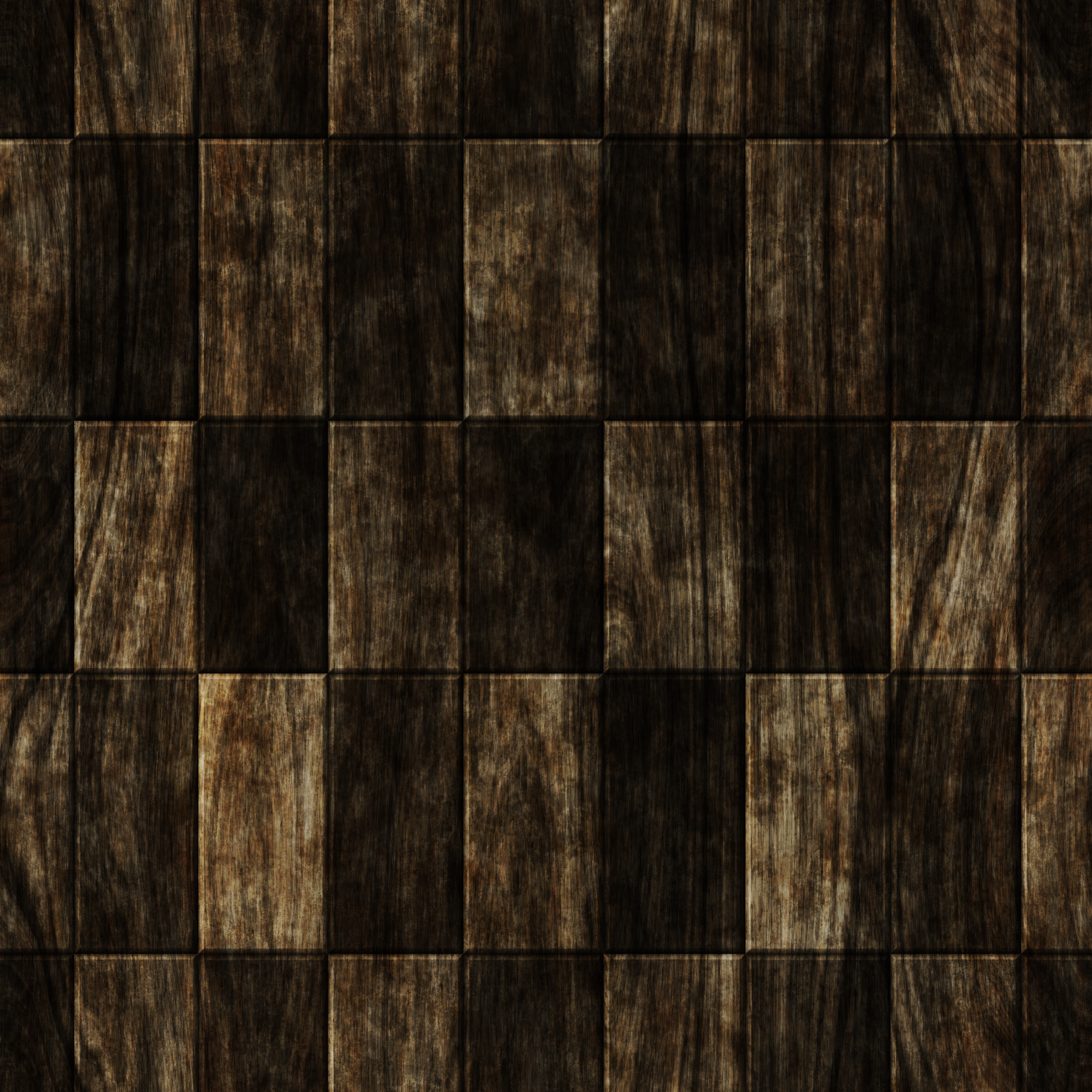 Wooden Wall 10 by Hoover1979