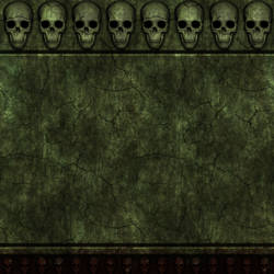 Green Marble w/blood 3 (Remake) by Hoover1979