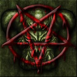 Green Marble w/pentagram (Remake) by Hoover1979