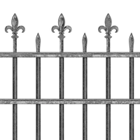 Decorative Fence by Hoover1979