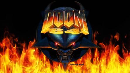 Doom 64 4K Wallpaper