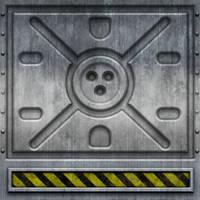 Ion Fury Vault Door.