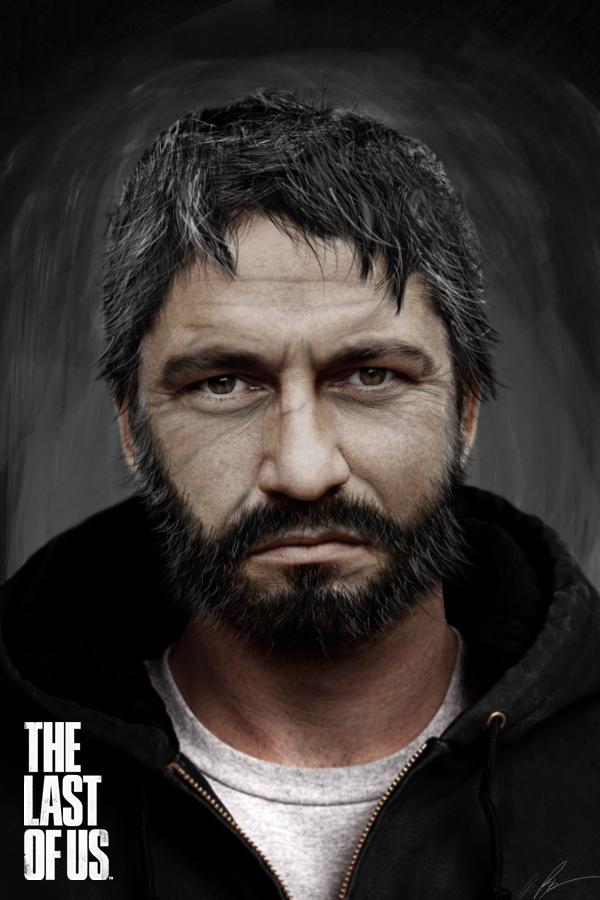 Joel Portrait by AlexJoyce