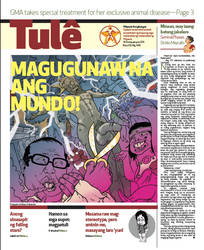 Philippine Collegian Special Issue by kule1112