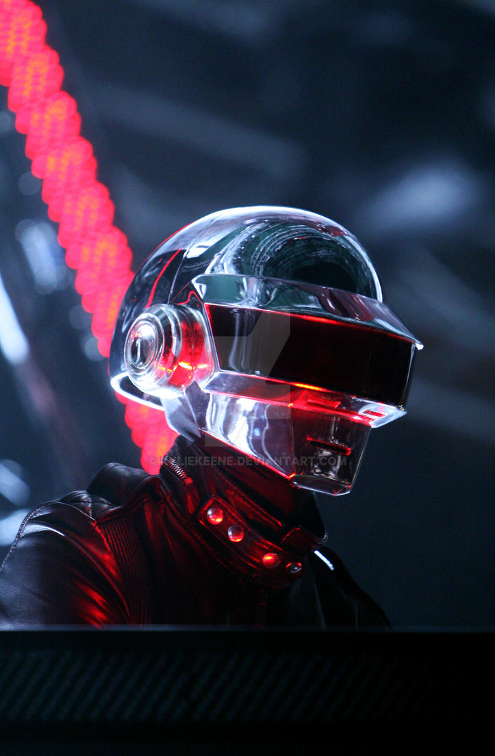 Daft Punk 001 by KylieKeene