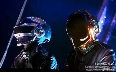 Daft Punk 002 by KylieKeene