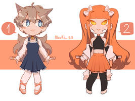 [$ 5] SET PRICE ADOPTABLES OPEN #2