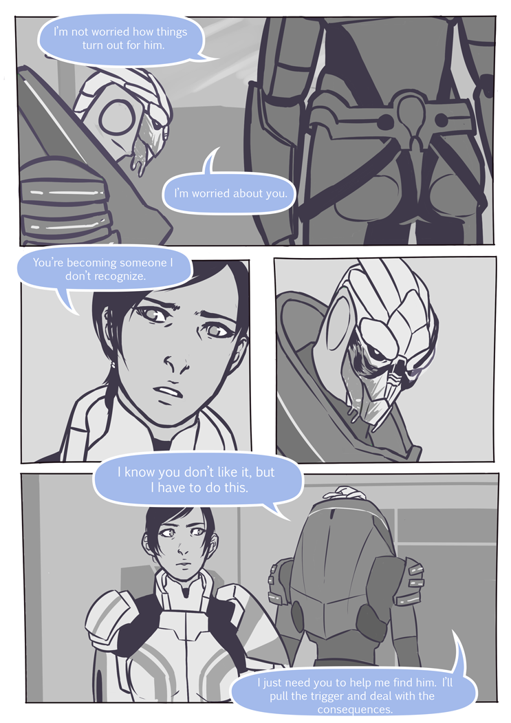Chapter 9: An eye for an eye - Page 121 by iichna on DeviantArt