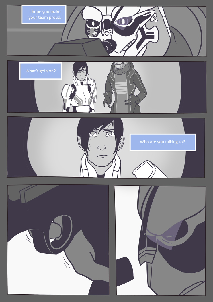 Chapter 9: An eye for an eye - Page 137 by iichna on DeviantArt