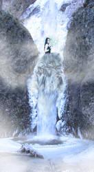 The Waterfall by jadalia