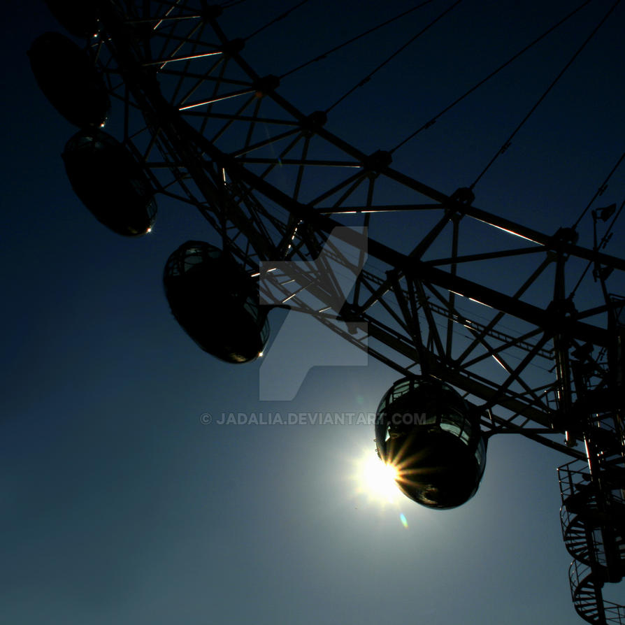London Collection - Eye by jadalia