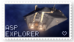 Asp Explorer [stamp]