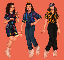 Elevens Outfit by WePePe