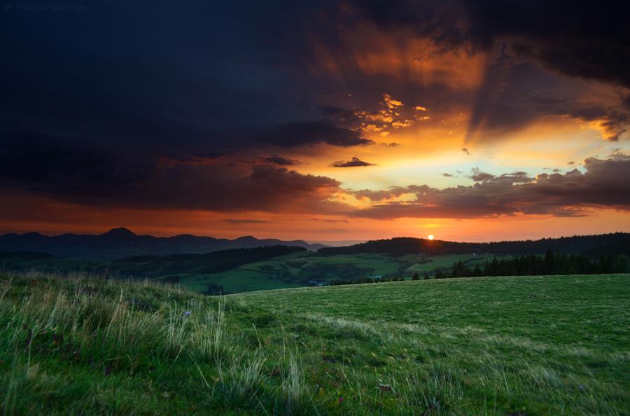 Dawn by MaximeDaviron