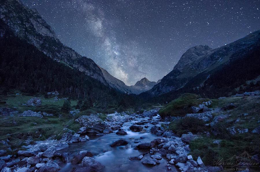 The Sleepy Mountains by MaximeDaviron