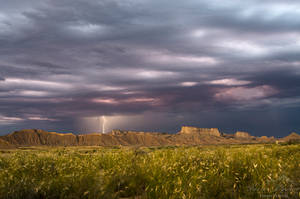 Desert Storm by MaximeDaviron