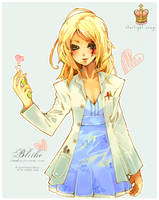 commission - queenkeikomatsuo by Starlight-Usagi
