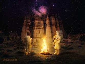 De animales a dioses (Sapiens) by CarlosCreativoficial