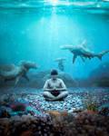 person Underwater by CarlosCreativoficial