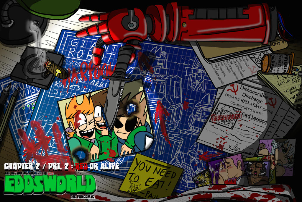 Eddsworld Fusion X Reader