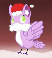 Merry Tori-mas! (OC Fan Art/Species) by Moo-vedSorceress