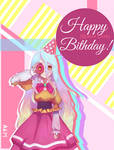 Happy (REALLY LATE) Birthday! [For NGNL] by tipsymoon