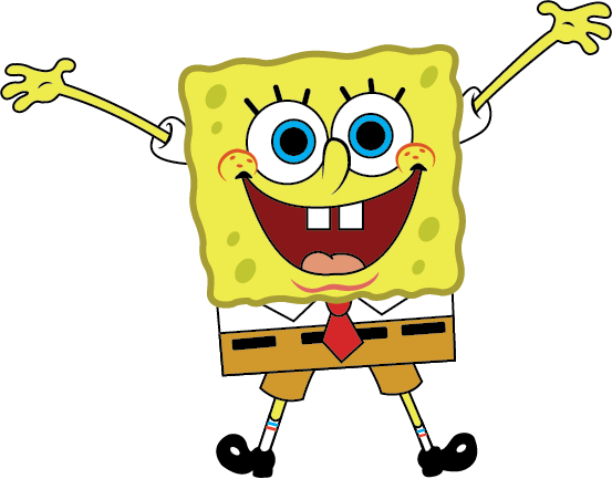 spongebob vector Gallery