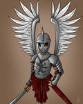 Order of the Griffon Armor