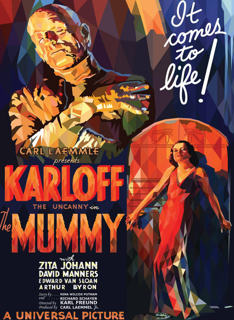 Karloff's The Mummy