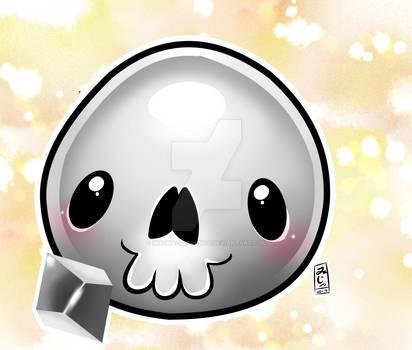 Skull Slime