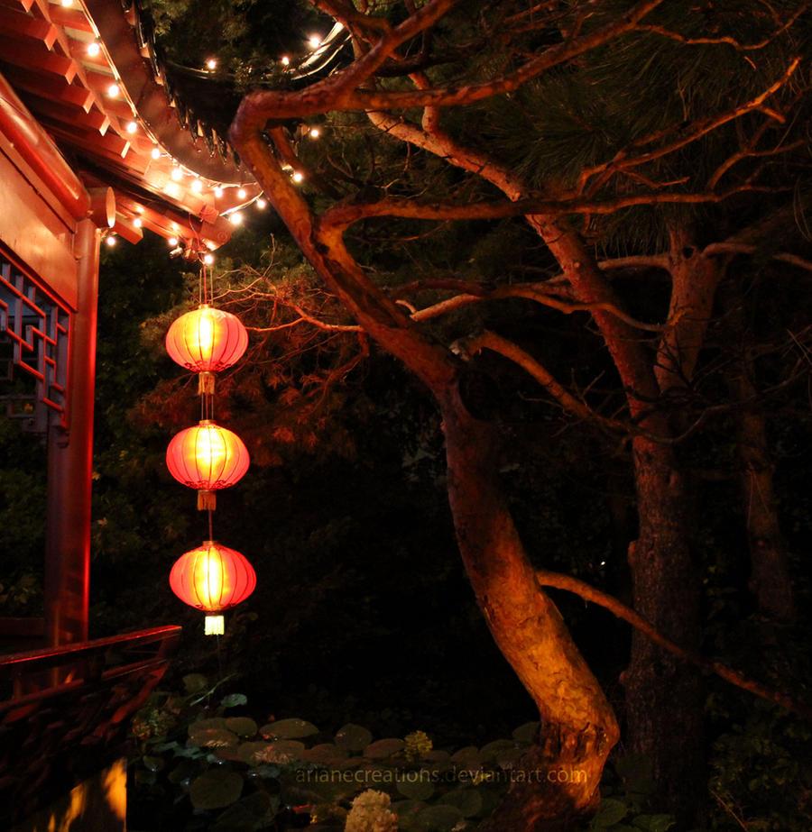 Lanterns 2 by ArianeCreations