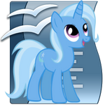 The Great and Powerful Trixie Writer icon