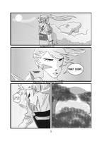 Kakuchuu - Doujinshi - Chap 5.5 - Page 1 by JeniNeji
