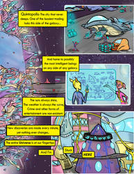 Earthling's from another Planet page #2