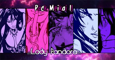 .::Pack Meikai II Lady Pandora::. by YutarnaThetys